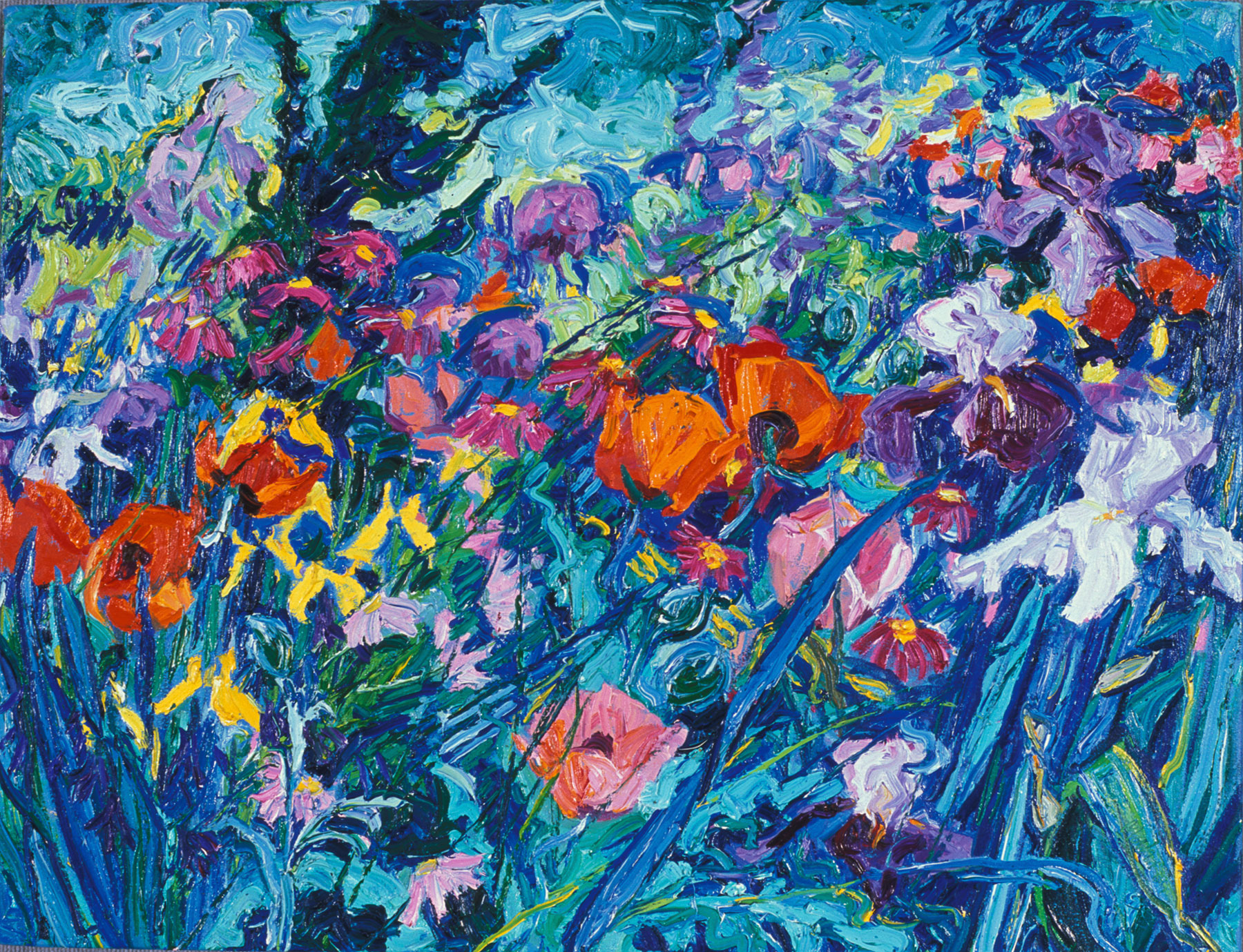 The Artist's Garden—May