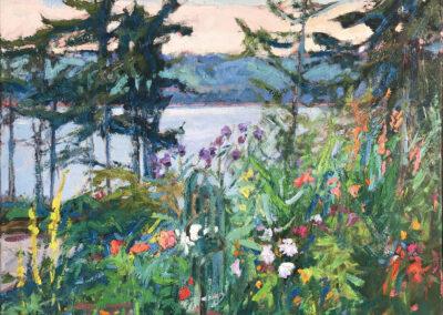 Island Garden—Midday
